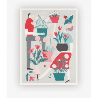 ByeByeSea Riso-Print »Spring«