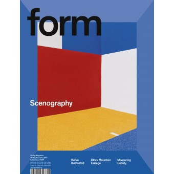 form Nº 262. Scenography.