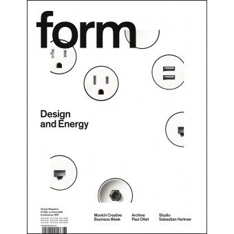 form Nº 263. Design and Energy.