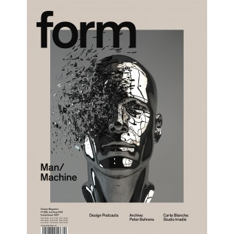 form Nº 266. Man/Machine.