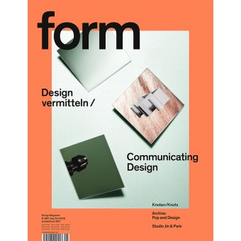 form Nº 267. Communicating Design