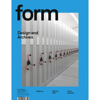 form N° 281. Design and Archives