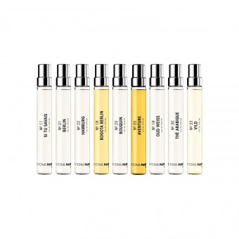 Gentlemen Collection of 9 by Frau Tonis Parfum (9 x 7,5 ml)