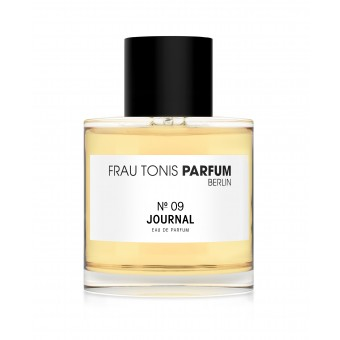 No. 09 Journal | Eau de Parfum (50ml) by Frau Tonis Parfum