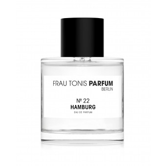 No. 22 Hamburg | Eau de Parfum (50ml) by Frau Tonis Parfum