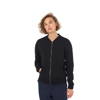 fabelwesen berlin FW.14 COLLEGE JACKET Zip Sweater