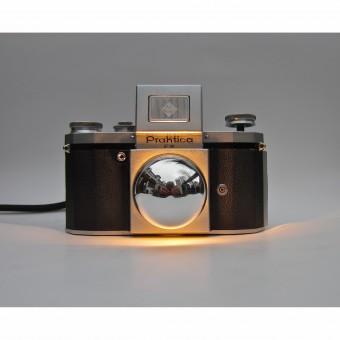 LampenSchmiede SpiegelreflexLampe Praktica FX