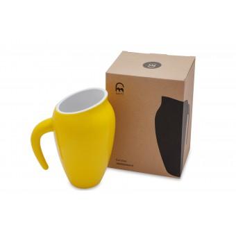 Form77 Eve Vase (gelb)