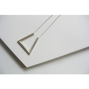 "puur.jewellery Kette ""geometrical figures no.2"" small"