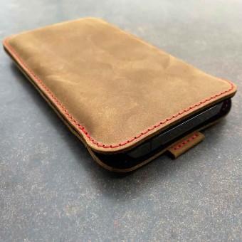 germanmade. g.4 iPhone 13 mini Lederhülle