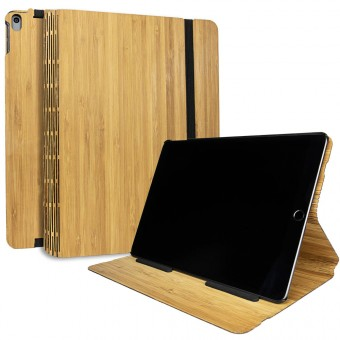 JUNGHOLZ Design WoodCase, Tabletcase, Bambus, iPad Air 10.5'' 3.Generation