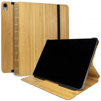 JUNGHOLZ Design WoodCase, Tabletcase, Bambus, iPad Pro 11''