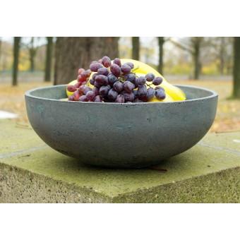 rohes wohnen Große Obstschale