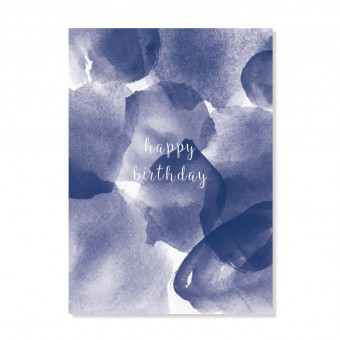 "Edith schmuckes Papier ""Happy Birthday"" Postkarte"