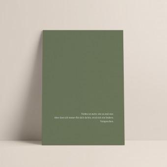 Versprochen II | 3er Set Klappkarten inkl. Umschlag | heartfelt paper & co
