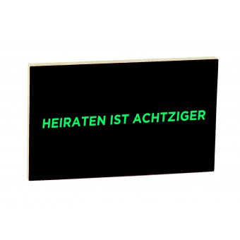 STUDIOBUEHLER Texttafel | Heiraten