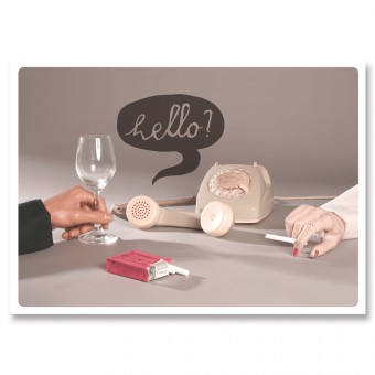 great-handmade *hello? Postkarten Set