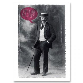 great-handmade *Hipster Postkarten Set
