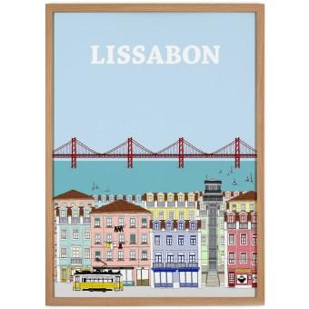 Human Empire Lissabon Poster (50x70cm)