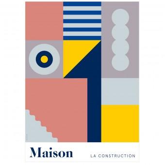 Human Empire Maison Gelb Poster