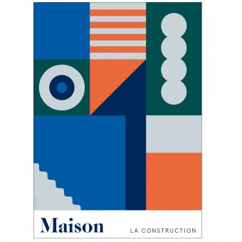 Human Empire Maison Orange Poster