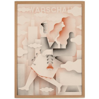 Human Empire Warschau #2 Poster (50x70cm)