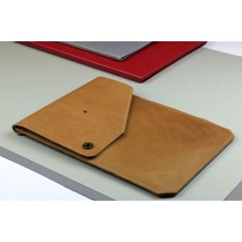 Alexej Nagel Hülle aus Leder in Vintage Look für iPad mini /2/3/4 [L]