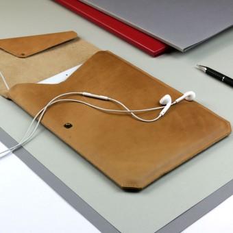 Alexej Nagel iPad Tasche für iPad Air & iPad Air 2 aus Vintage Leder [L]
