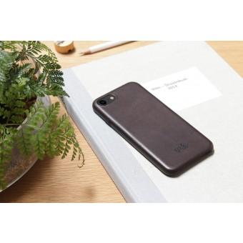 Pack & Smooch iPhone 7 Leder Case, Back Cover (pflanzlich gegerbtes Leder)