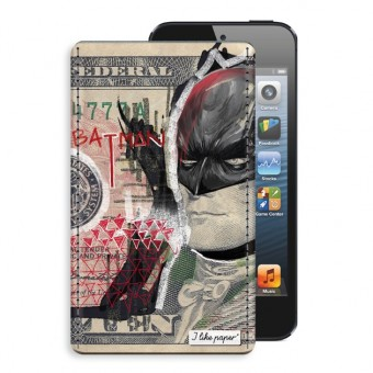 "TYVEK® CASE ""THE DARK NIGHT"" by Mister Malik (für iPhone)"