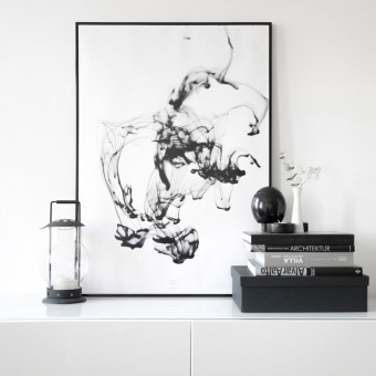 "nahili POSTER / ARTPRINT ""SMOOTH movement"" (DIN A1/A3 & 50x70cm)"