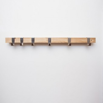 JL-Holz Garderobe Marie (60 oder 80cm)