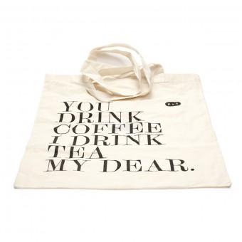 My Dear Tote Bag - Baumwolltasche