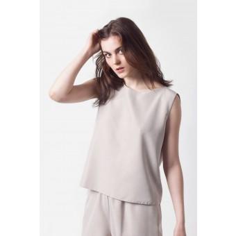 Johanna Junker // Shirt - nude (onesize)