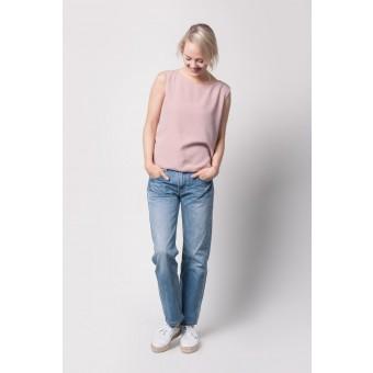Johanna Junker // Shirt - rosé (onesize)