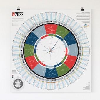 Jahreskalender 2022 – Marmota Maps
