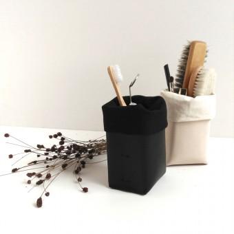Grotkop Collection Aufbewahrungsbecher KAST aus Leder