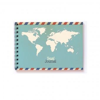 """sonst noch was? Notizblock """"Travel Journal"""""""