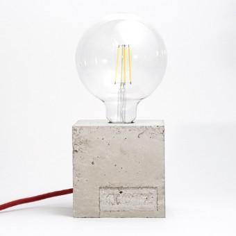 Klotz Betonlampe 'Klotz by Klotz'