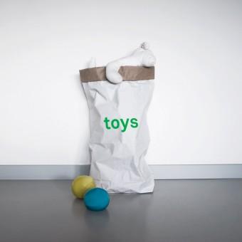 kolor Papiersack für Spielzeug