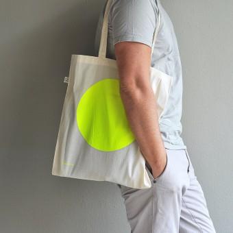 kolor tote bag dot