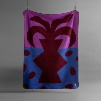 "Kumi Mood - Decke ""Palma"" 200 x 150 cm"