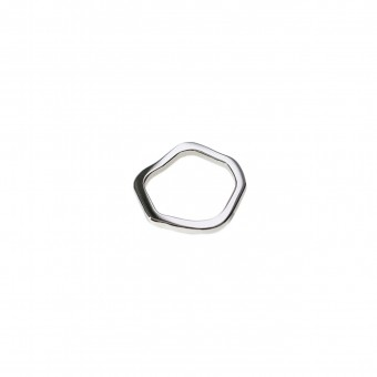 Goldmarlen | Leda Ring Silber