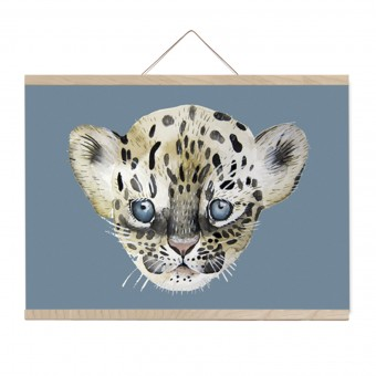 nuukk Leoparden Poster
