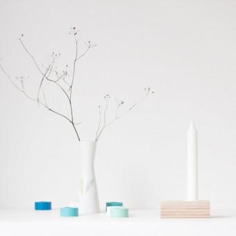 fein & raum Kerzenständer Lilli -1