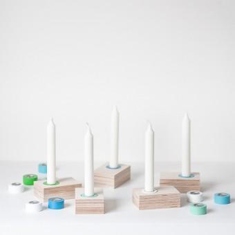 fein & raum Kerzenständer Lilli - 5