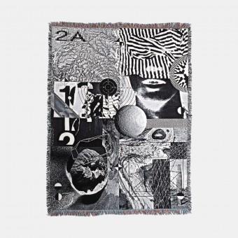 """hinzkunst Tagesdecke """"Lindemann"""" 137×178 cm (limitiert)"""