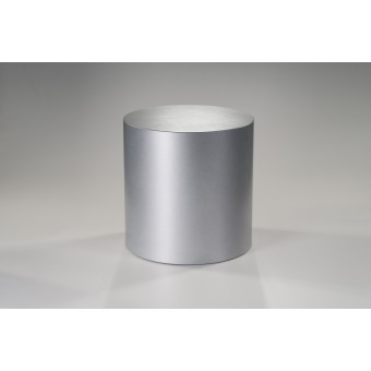 Lupadesign LOOPO, silber - Beistelltisch - Hocker - Möbel