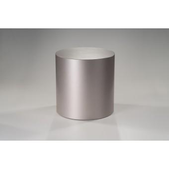 Lupadesign LOOPO, altsilber - Beistelltisch - Hocker - Möbel