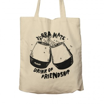 "Maraña Yerba Mate Tee Stoffbeutel ""Drink of Friendship"""